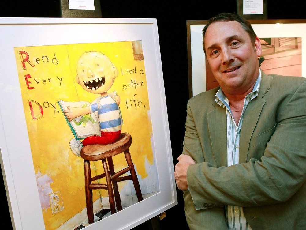 Scholastic 34 Bestselling Author Artist David Shannon With Flickr
