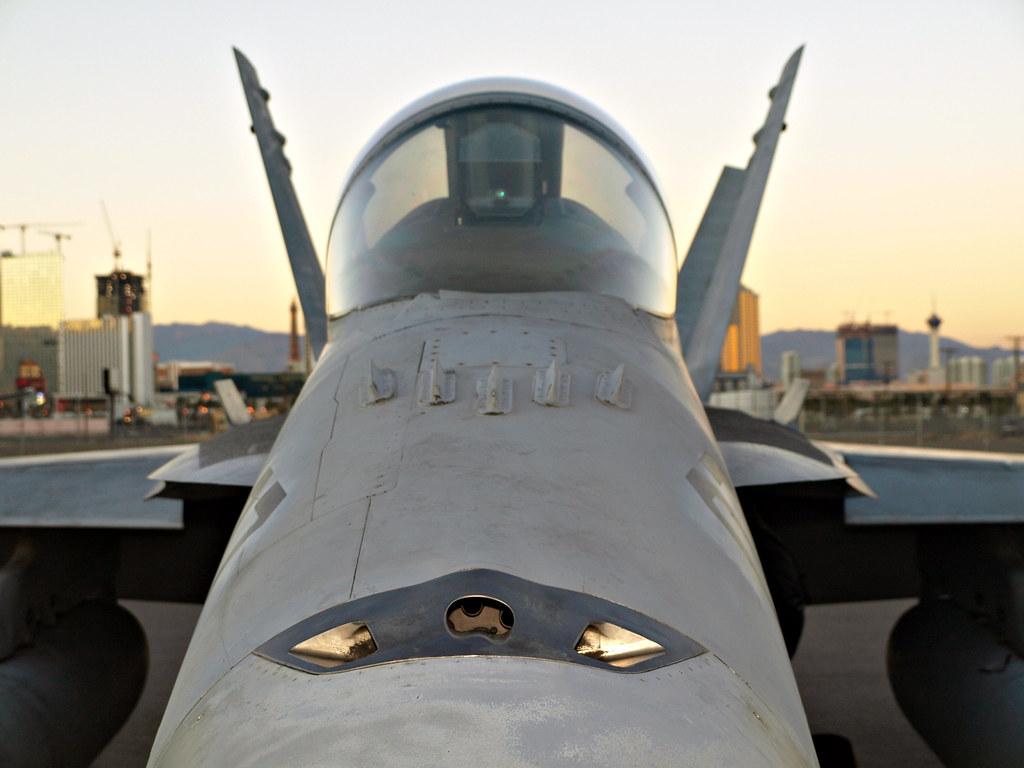 USN Super Hornet shooting M61 Vulcan at nightUSN Super Hornet shooting M61 Vulcan at night