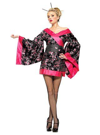 sexy konkubine kost dieses geisha kost m ist so sch flickr. Black Bedroom Furniture Sets. Home Design Ideas