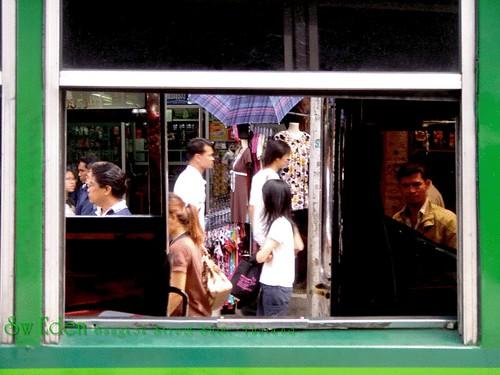 bus in Thailand รถเมล์ ประเทศไทย รถประจำทาง