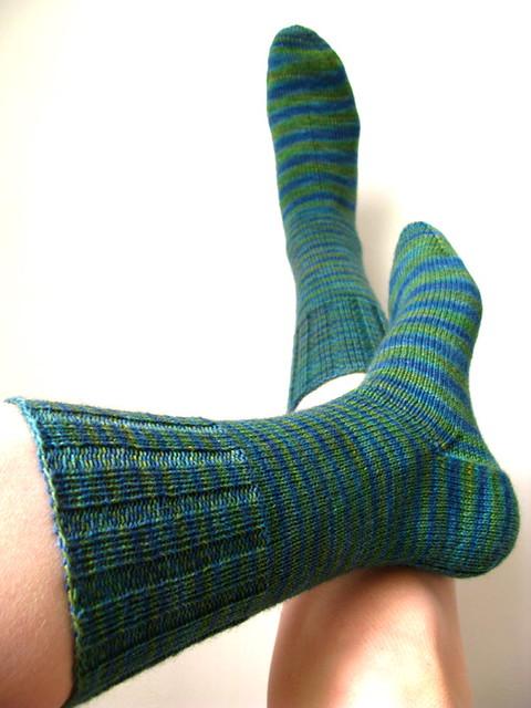 Knitting Vintage Socks Nancy Bush : Gentleman s plain winter sock by nancy bush pattern