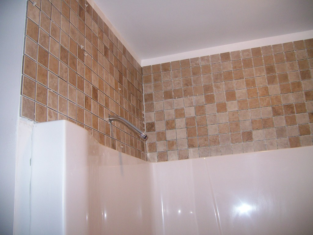 Tile Above The Shower I Have Fretted Most The Winter