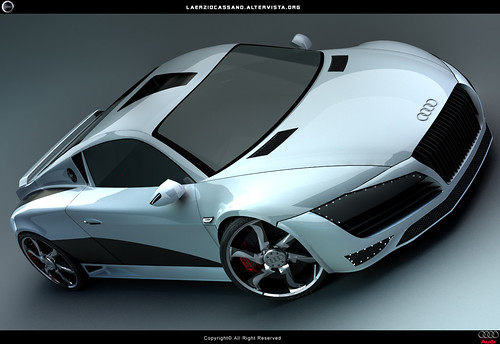 Audi R7 Concept Flickr Photo Sharing