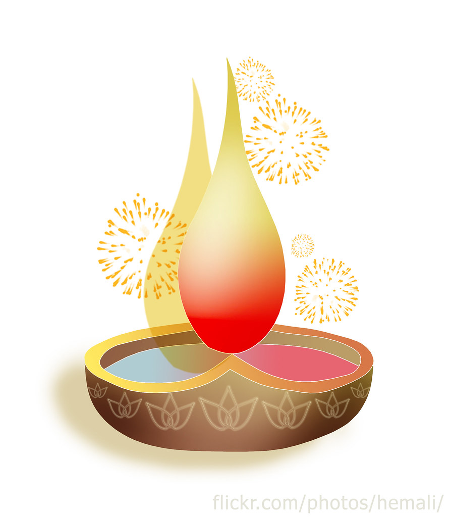 Diwali Lamp | Flickr - Photo