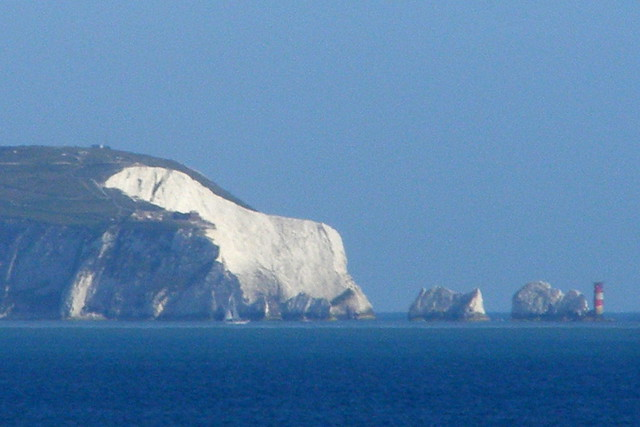 The Polar Bear The West End Of The Isle Of Wight From
