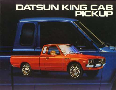 Datsun King Cab Pickup Hotwheelin1969 Flickr