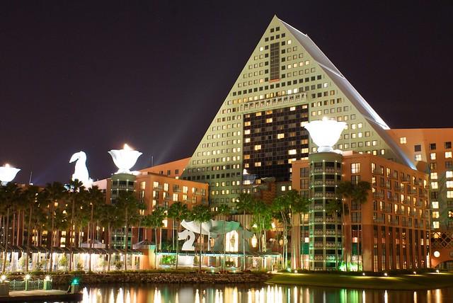 Dolphin Hotel At Disney World Orlando
