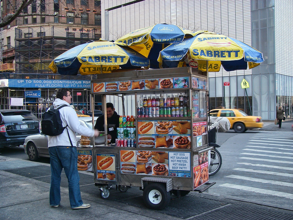 Sabrett Hot Dogs On Sale