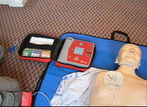 AED Training and CPR Training | by Frederick Md Publicity