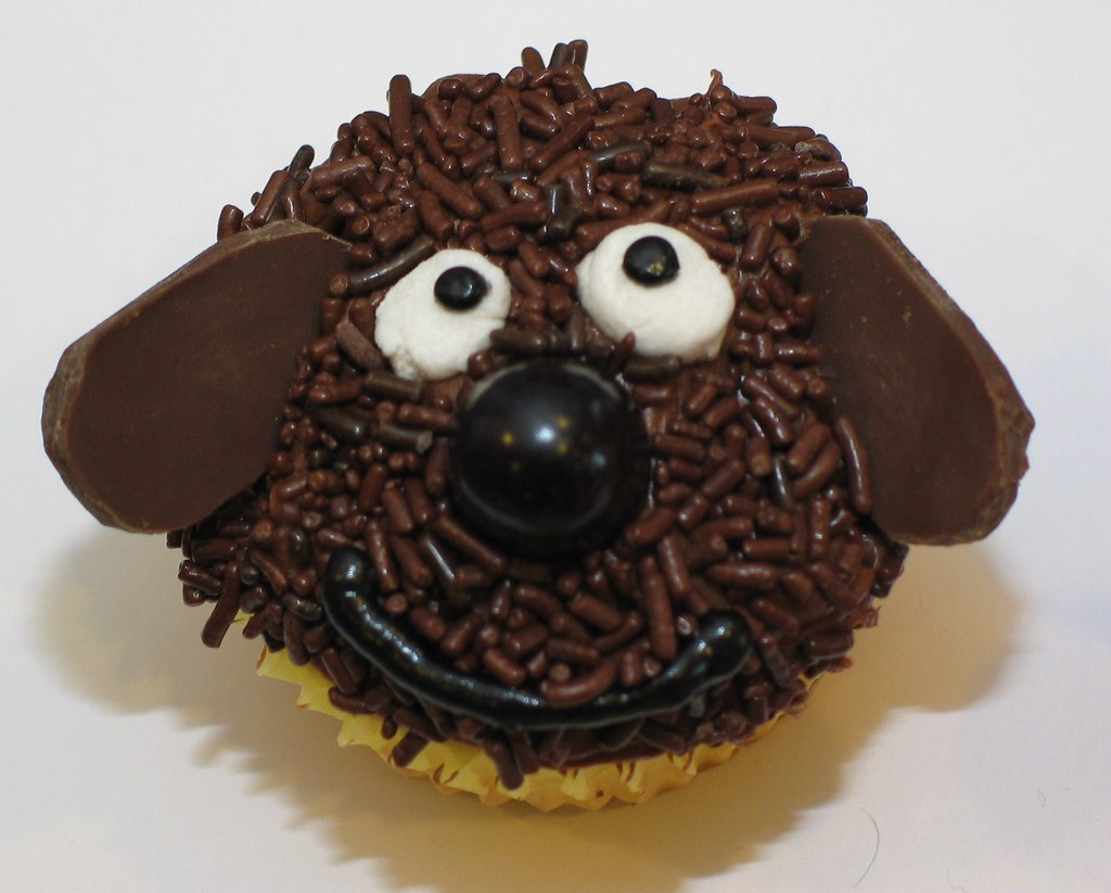 Dog Shaped Birthday Cake Recipe