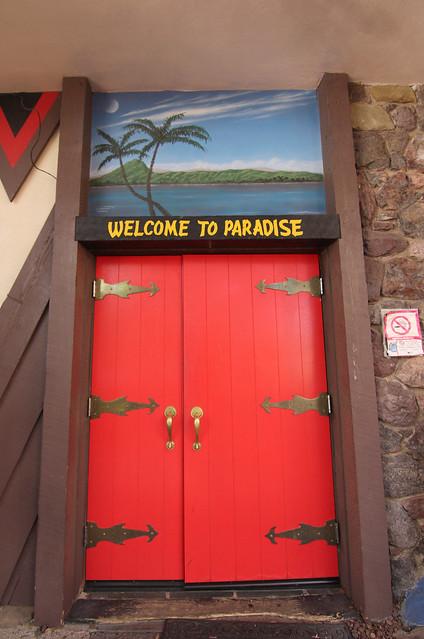 Paradise Tiki Bar Dania Beach Fl