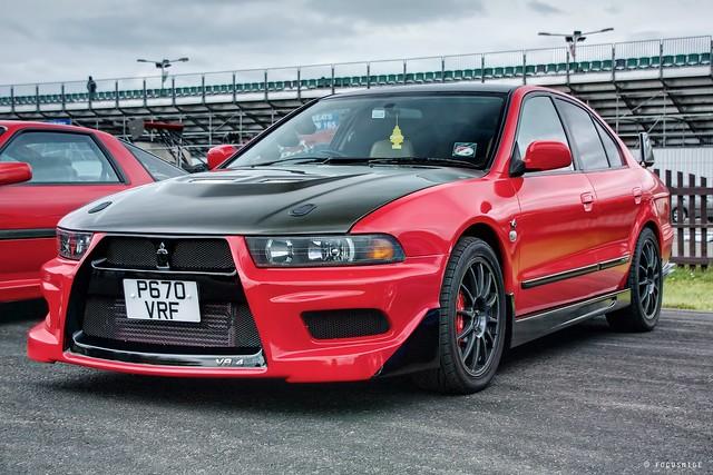 Mitsubishi Galant VR4 | Flickr - Photo Sharing!
