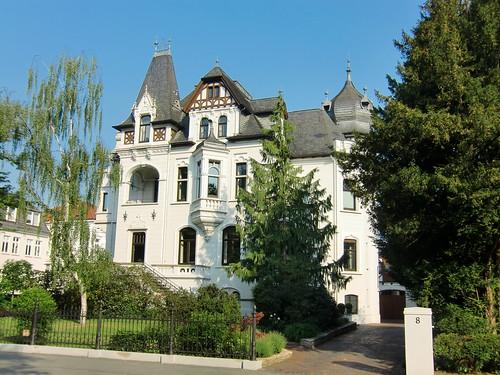 Historismus Oldenburg. Altes haus, Haus, Wohnen