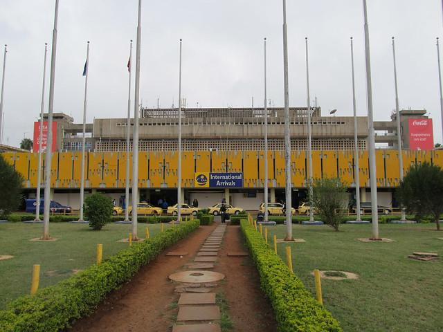 Jomo Kenyatta International Airport Hotel