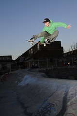 Will Kraemer - melon - Stockwell skatepark