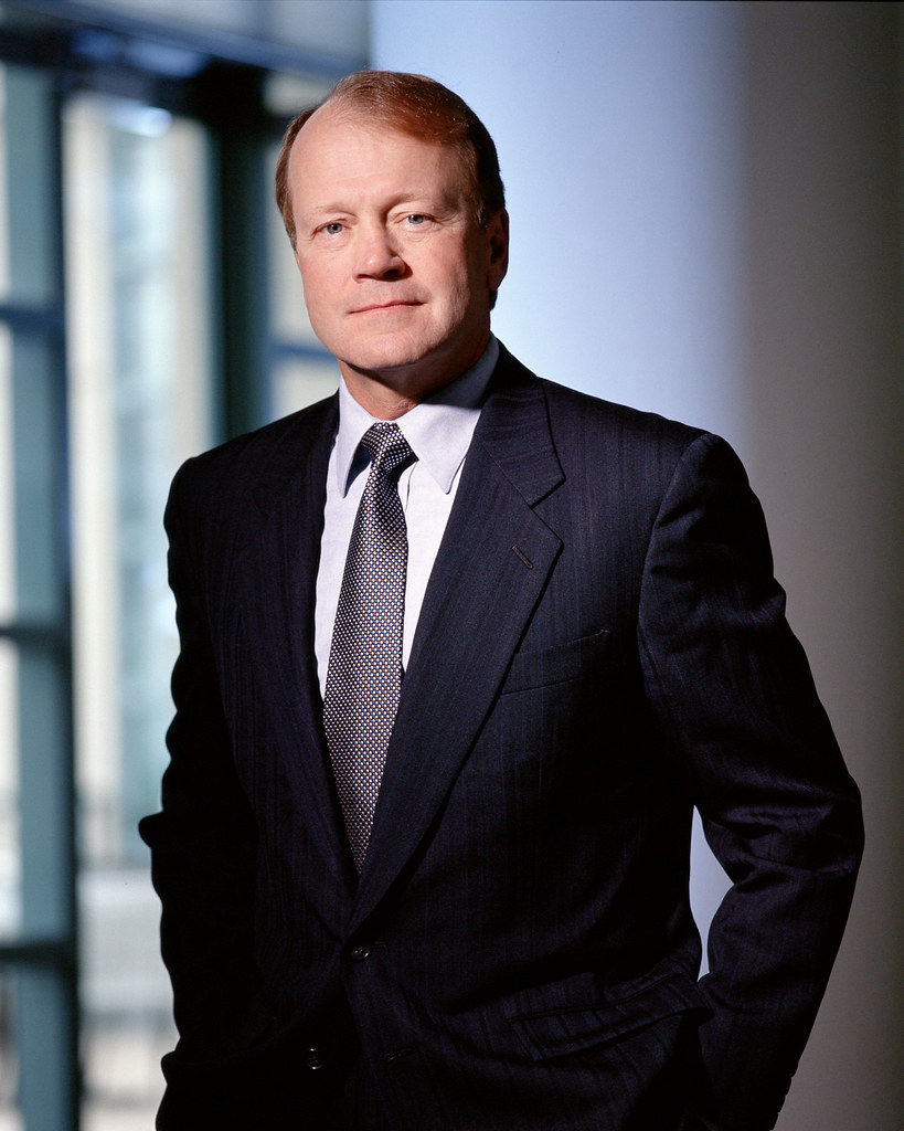 John T. Chambers; Chairman and Chief Executive Officer ...