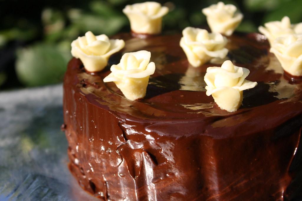 Blackforest torte | Blackforest torte: Chocolate genoise ...