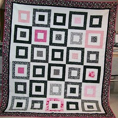 Good & Plenty finished | by Piecemeal Quilts