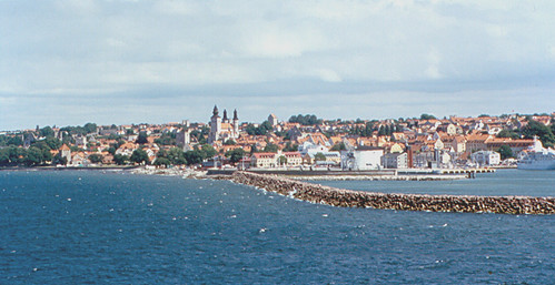 Visby from Ship | by roger4336