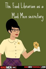 Mad Men Avatar | by Food Librarian