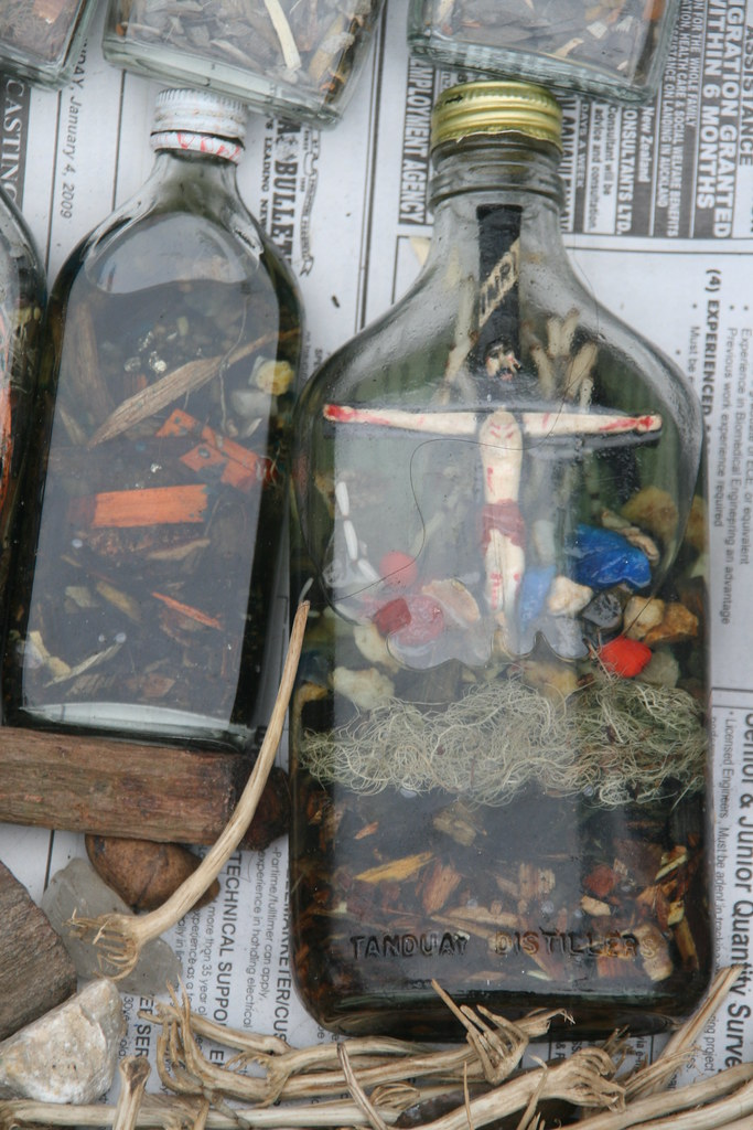 crucifixion in a bottle unusual items for sale at the
