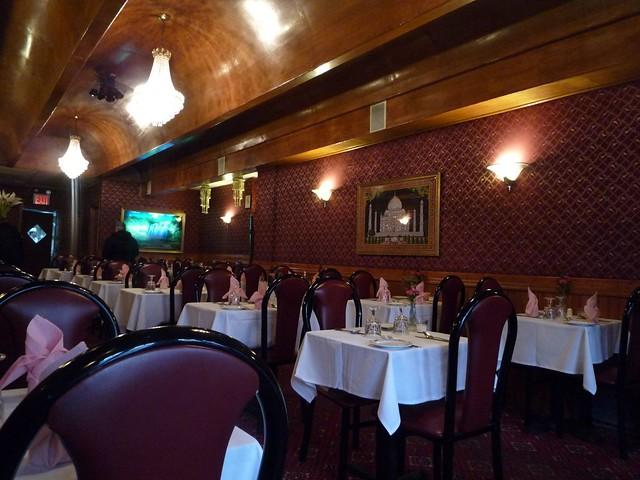 Taj Mahal Restaurant New Orleans