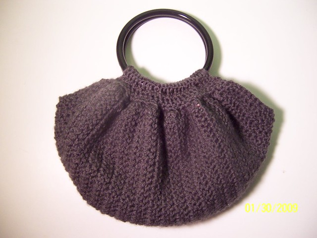 Free Crochet Pattern Fat Bottom Bag : Crochet Fat Bottom Bag Crocheted Fat Bottom Bag ...