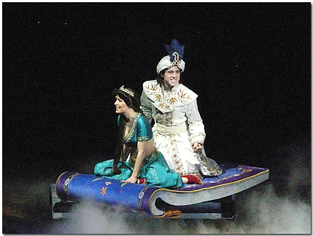 Image Result For Aladdin The Musical