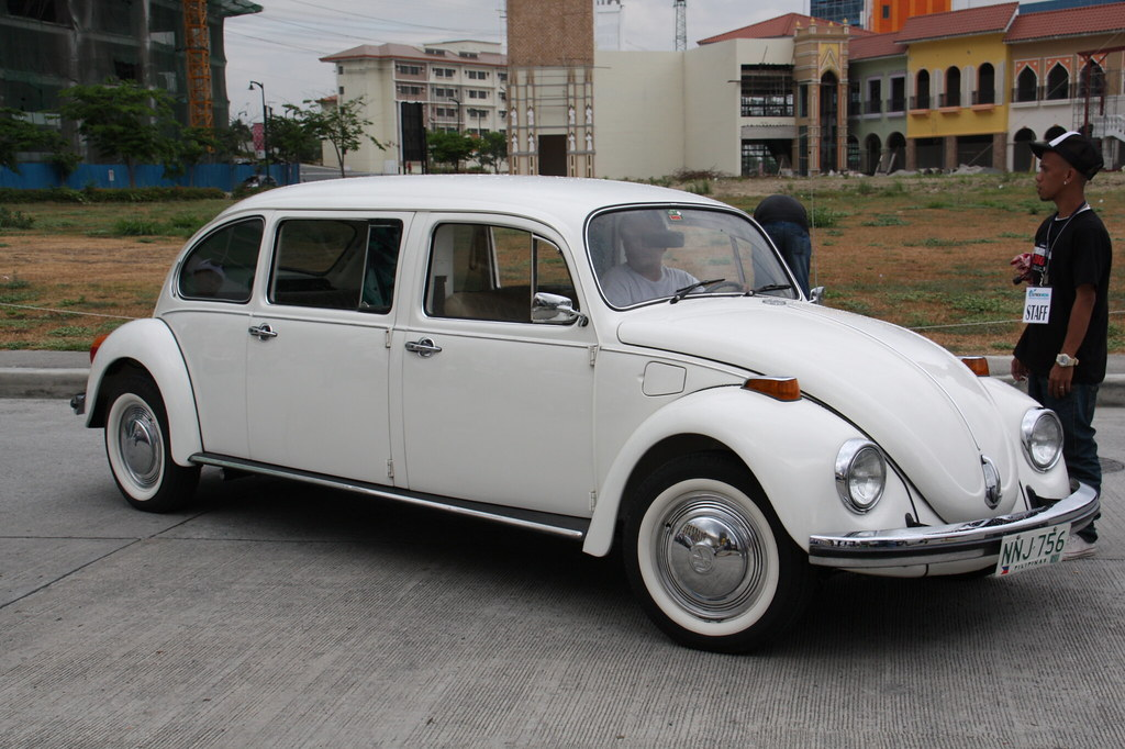 Vw Beetle Limo L De Leon Flickr