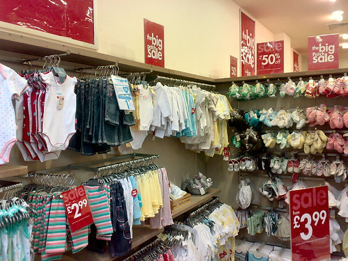 Crawley - Shopping for Baby clothes   Flickr - Photo Sharing!
