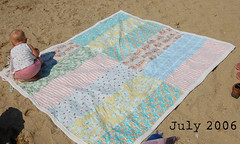 Handmade Home :: Beach Blanket To-Go | by SouleMama
