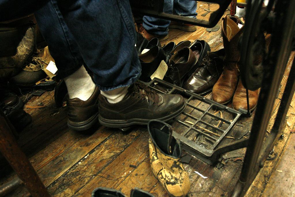 Shoe Repair Downtown Athens Ga