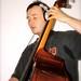 Joseph Patrick Moore recording with the E.M.P. Project 2002