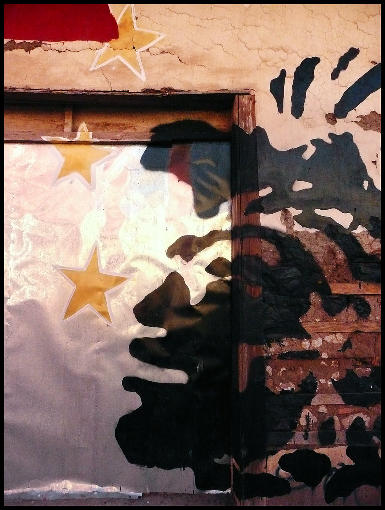 Pintura mural esteli nicaragua nanie49 flickr for Mural nicaraguense