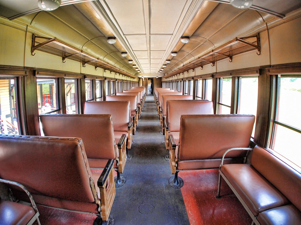 train passenger car 50s interior the orient express it ain flickr. Black Bedroom Furniture Sets. Home Design Ideas