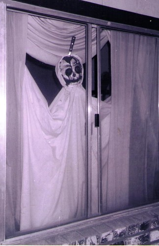 American Halloween Party - Ghost in the Window | by AstroTown