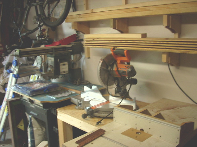 Radial Arm Saw Miter Saw Router Table Flickr Photo Sharing