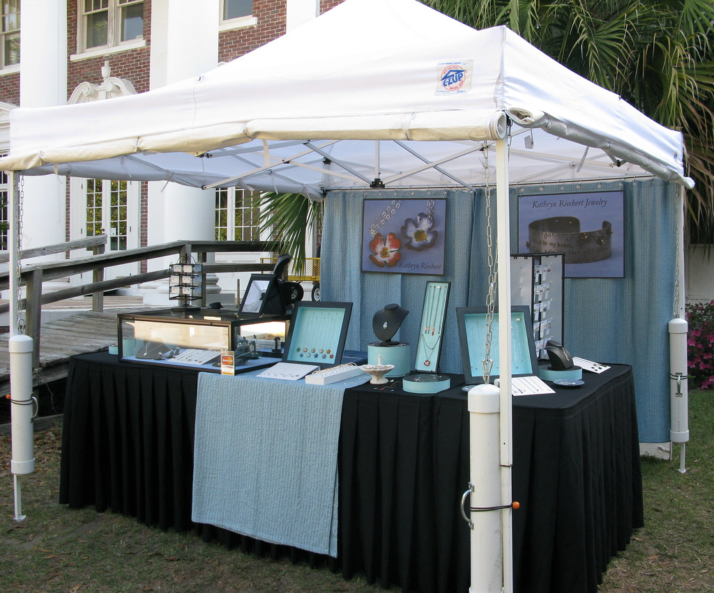Booth At Oatland Island Kathryn Riechert Flickr