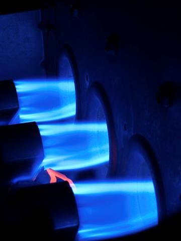 Gas Burner The University Of Salford Is To Launch The