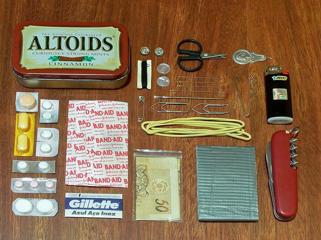 Kids Emergency Kit For School