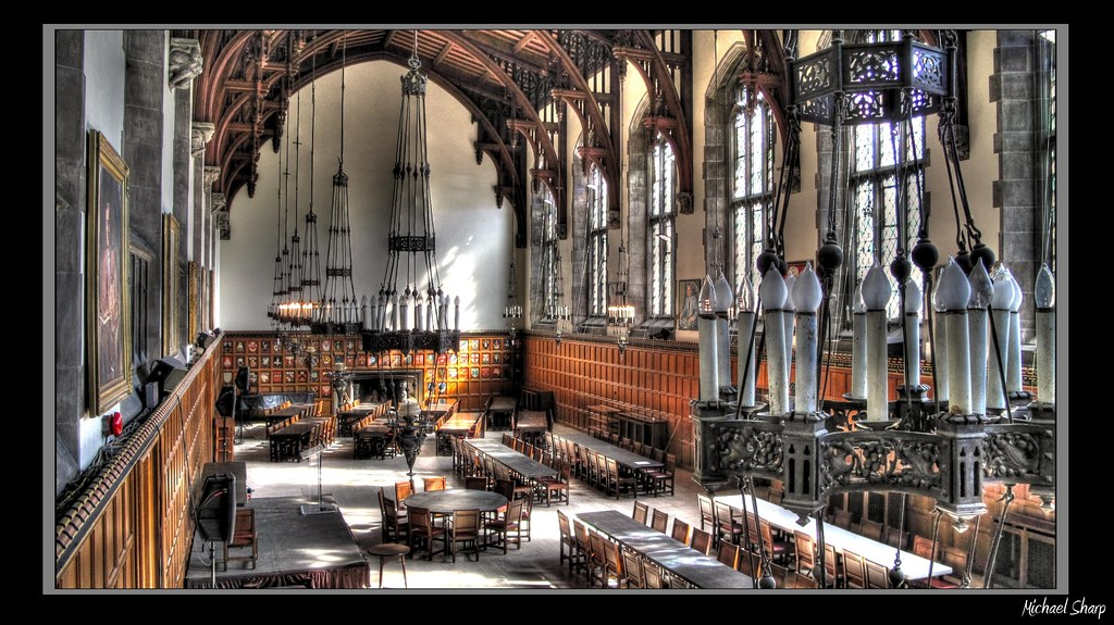Class Dismissed At Hogwarts Great Hall Hart House Univer Flickr