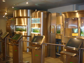 Bottle Your Own at Heineken Experience Amsterdam | by milst1