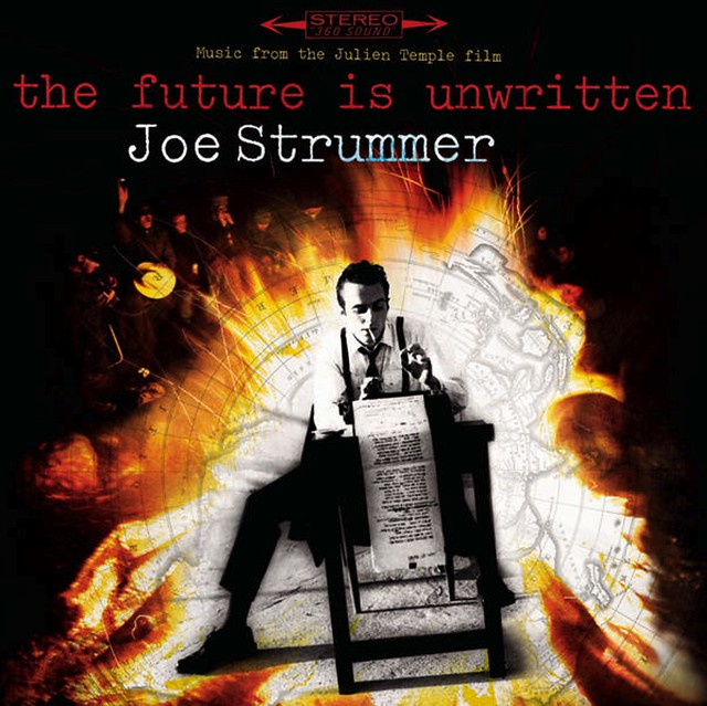"""Joe Strummer: The Future Is Unwritten 