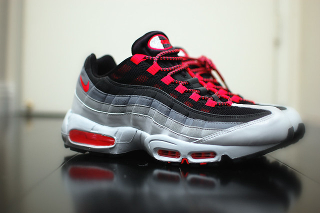 air max 95 hot red
