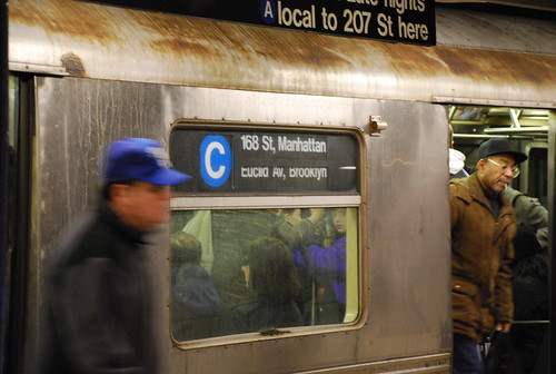 C train | by afagen