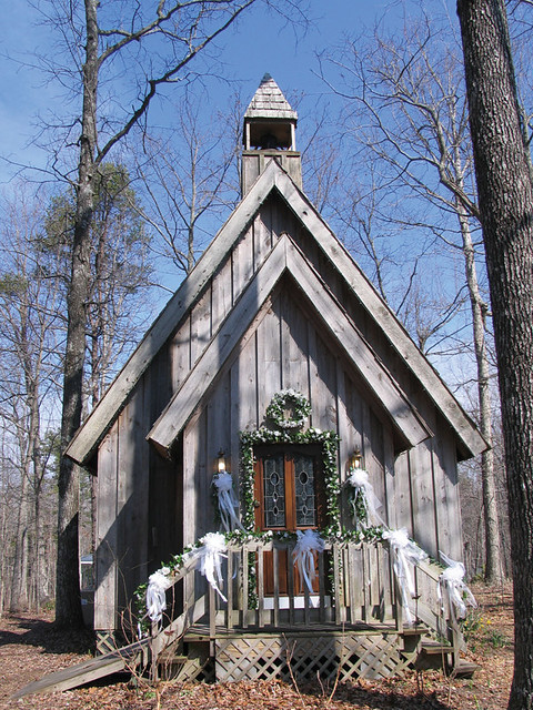 mentone wedding chapel by alabama tourism department