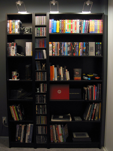 ikea 39 s billy bookcase flickr photo sharing. Black Bedroom Furniture Sets. Home Design Ideas