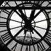 Musée d'Orsay - Cafeteria Clock