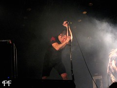 Nine Inch Nails - Trent Reznor live in Rome