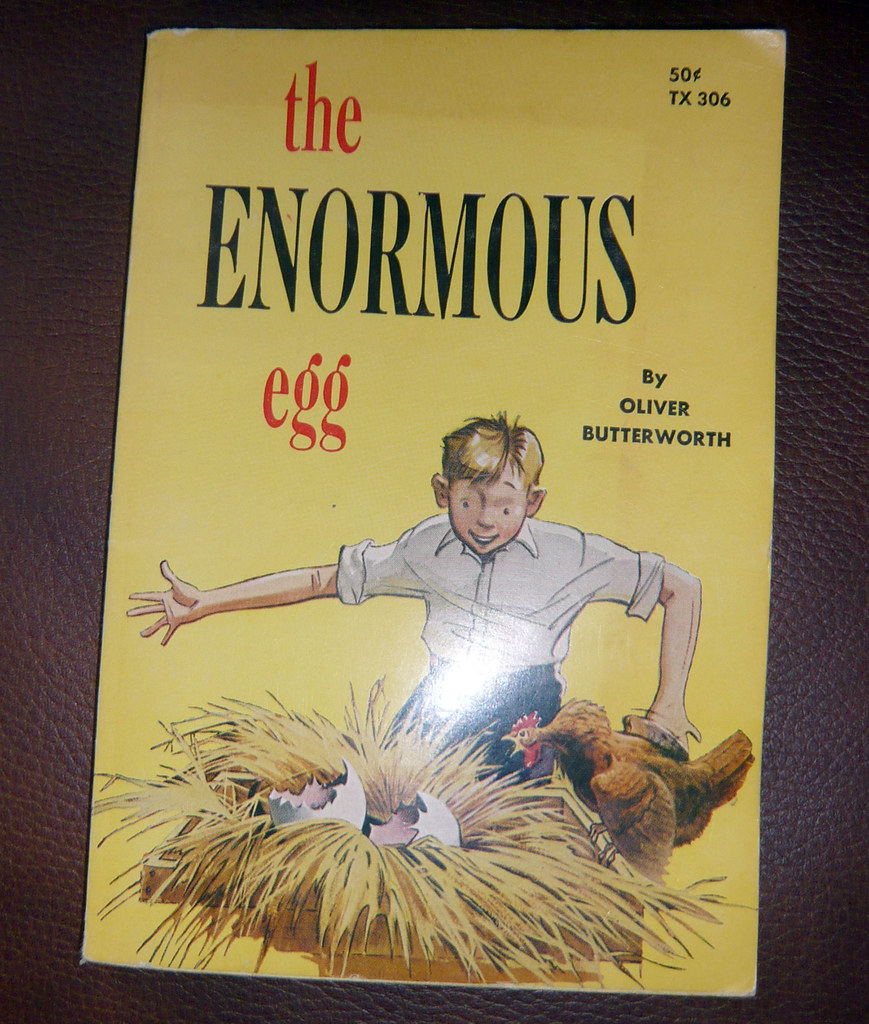 Chapter Summaries - The Enormous Egg 2013-2014 - Google